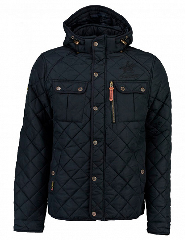 Steppjacke von Geographical Norway Expedition für IHN, marine
