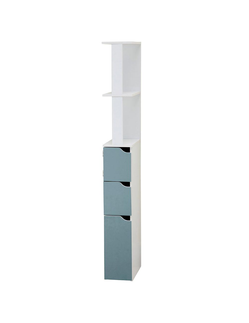 badm bel drake blau. Black Bedroom Furniture Sets. Home Design Ideas