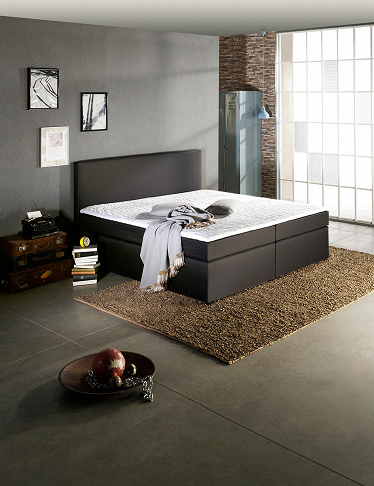 Boxspring-Bett «Trendy»