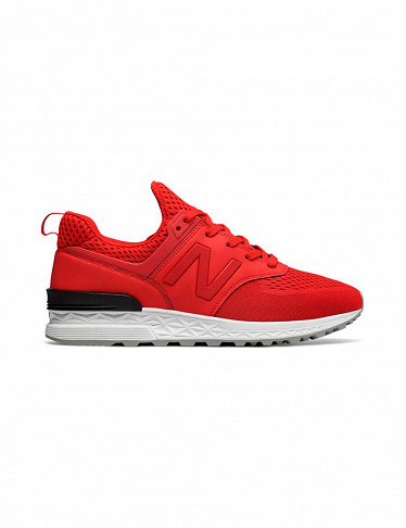 Sneakers New Balance 574 Sport, rot