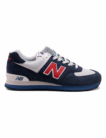 Sneakers New Balance 574 Core, navy/grau