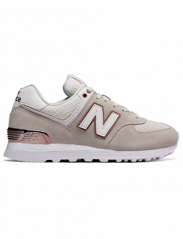 Sneakers New Balance 574, ivoire