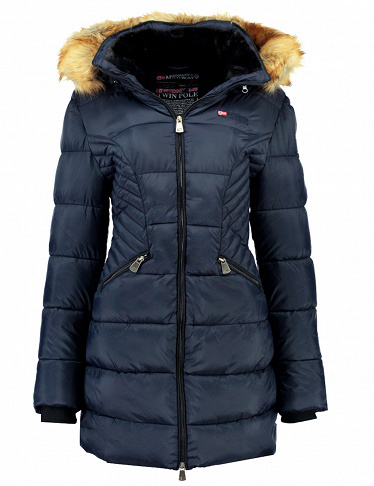 Parka Abby Lady, navy