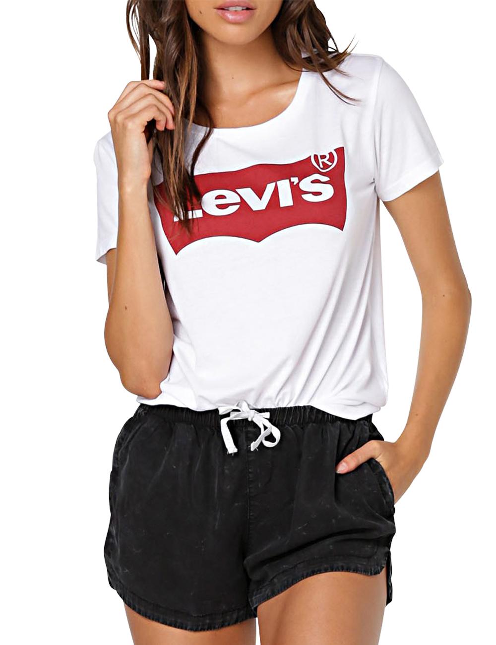 levis shirt damen
