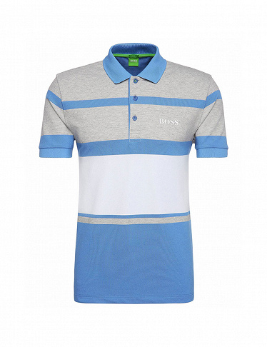 Herren-Polo Hugo Boss «Paddy Pro 1», blau