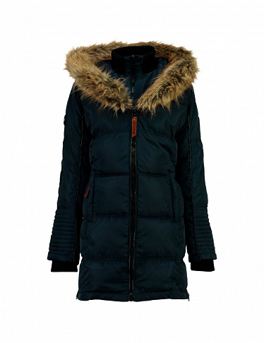 Damen-Parka «Acaba» von Geographical Norway, navy