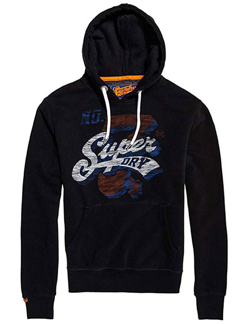 Herren-Sweatshirt «Super 7 Tri» von Superdry b5b6d08f3c