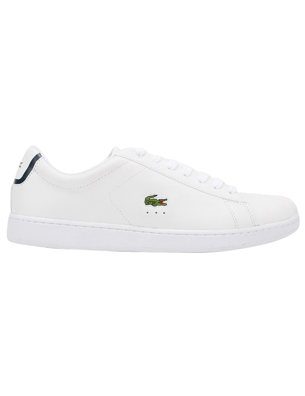 12557e4dd88a De Lacoste Evo» Chaussures Blanc «carnaby Homme PgqwnxtF