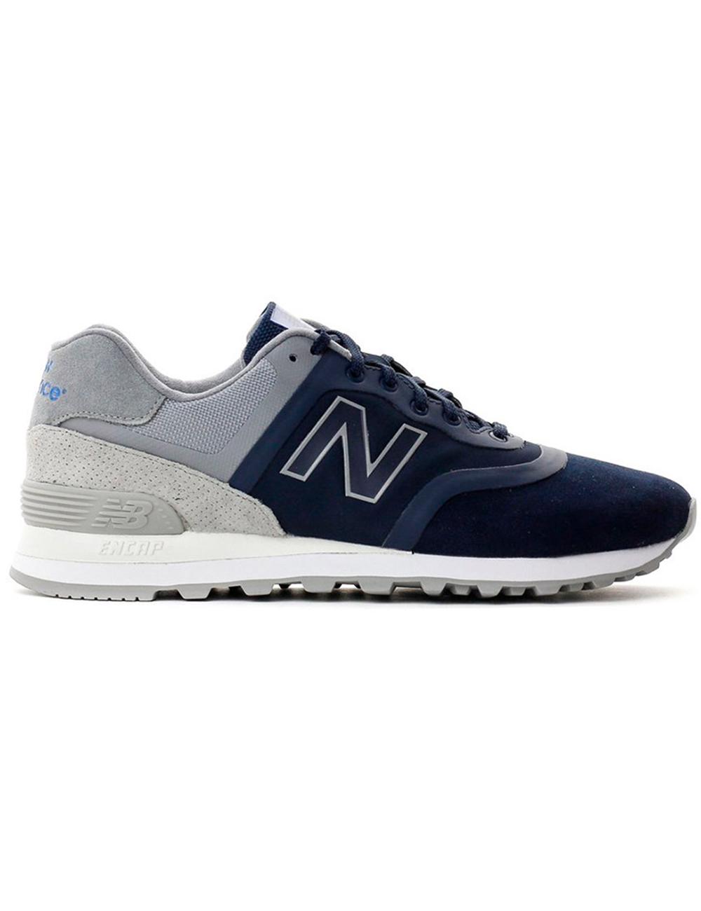 574 new balance blau