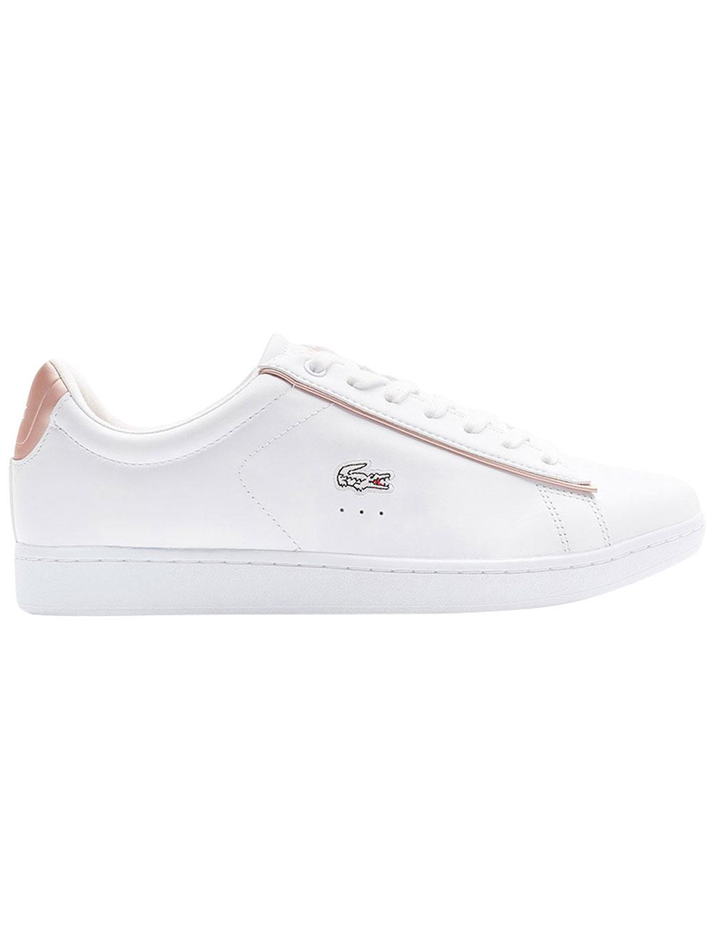 best service c3580 c391c Damen-Sneakers, Lacoste, weiss