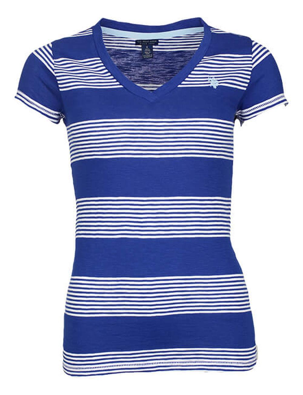 Polo Shirt De T Us Femme AssnMulticolore lKcTFJ13