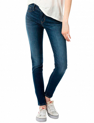 Levi's Damenjeans «710», L 32, denim