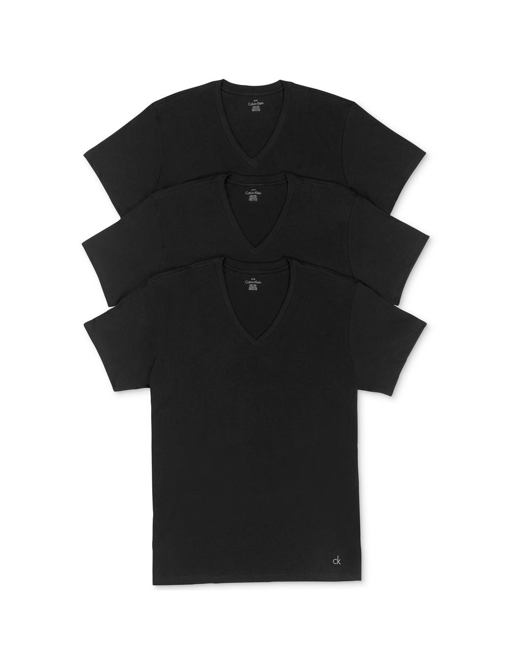 b4e202f314d69b 3er-Pack Herren-T-Shirt von Calvin Klein