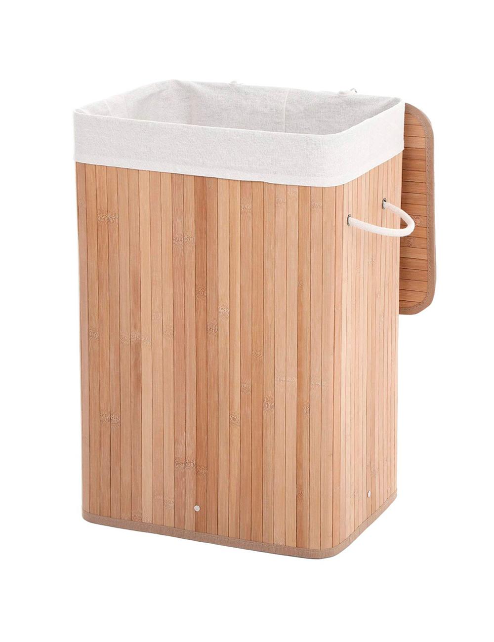 Panier À Linge Original panier à linge «bambou», 72 l