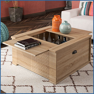 Table basse «Penny»