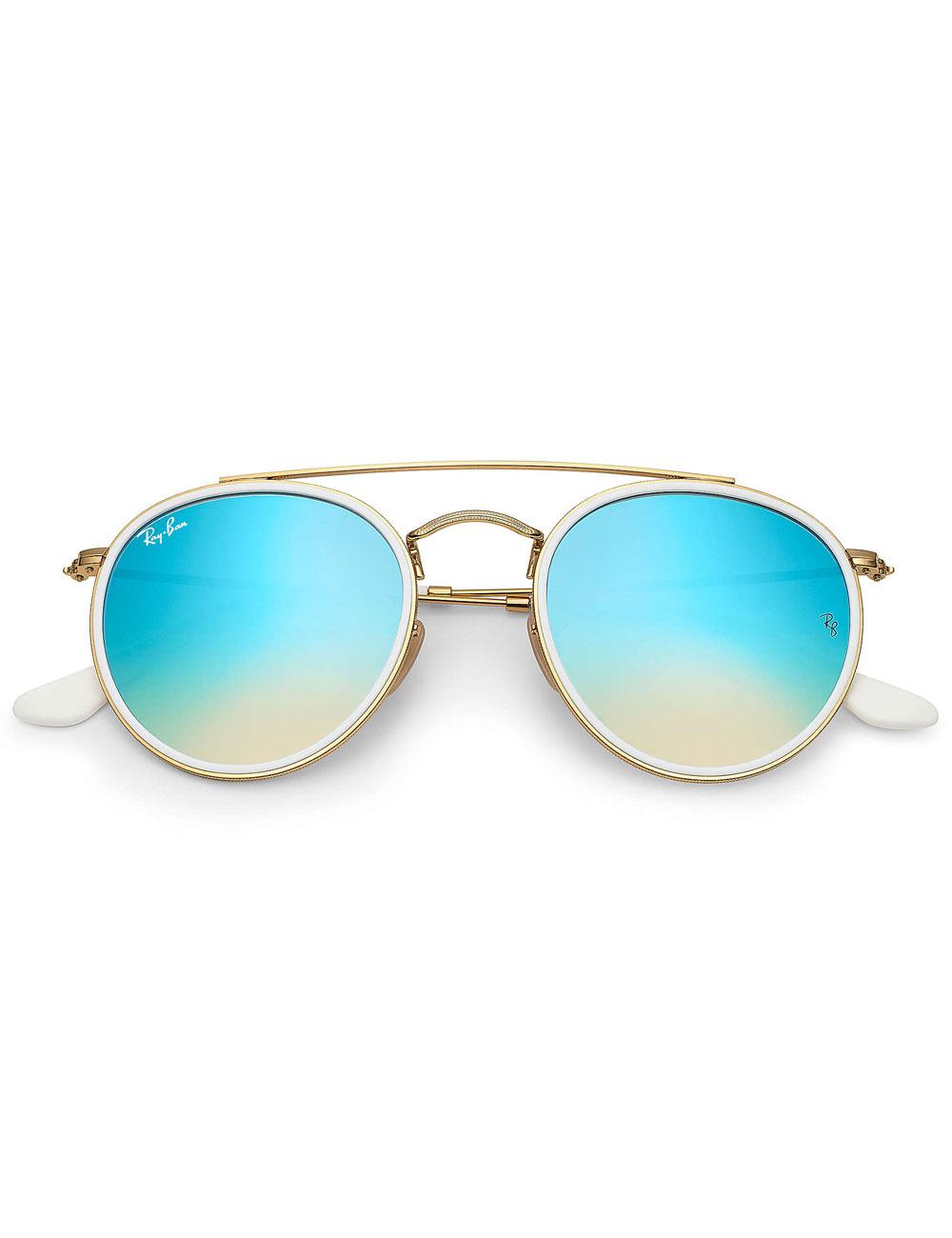 lunette de soleil ray ban homme bleu