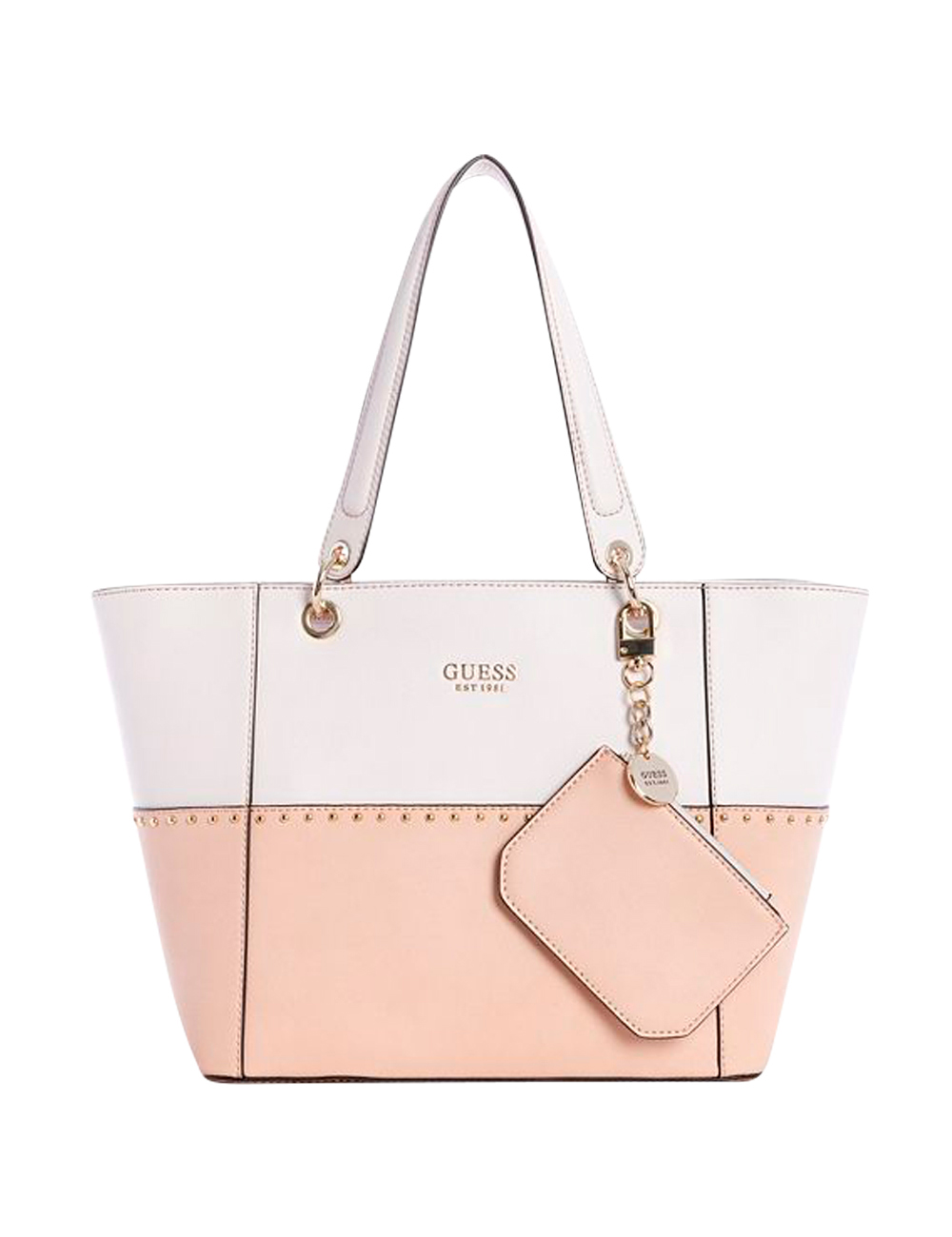 1475583e6b Sac à main Guess «Kamryn», couleur rose