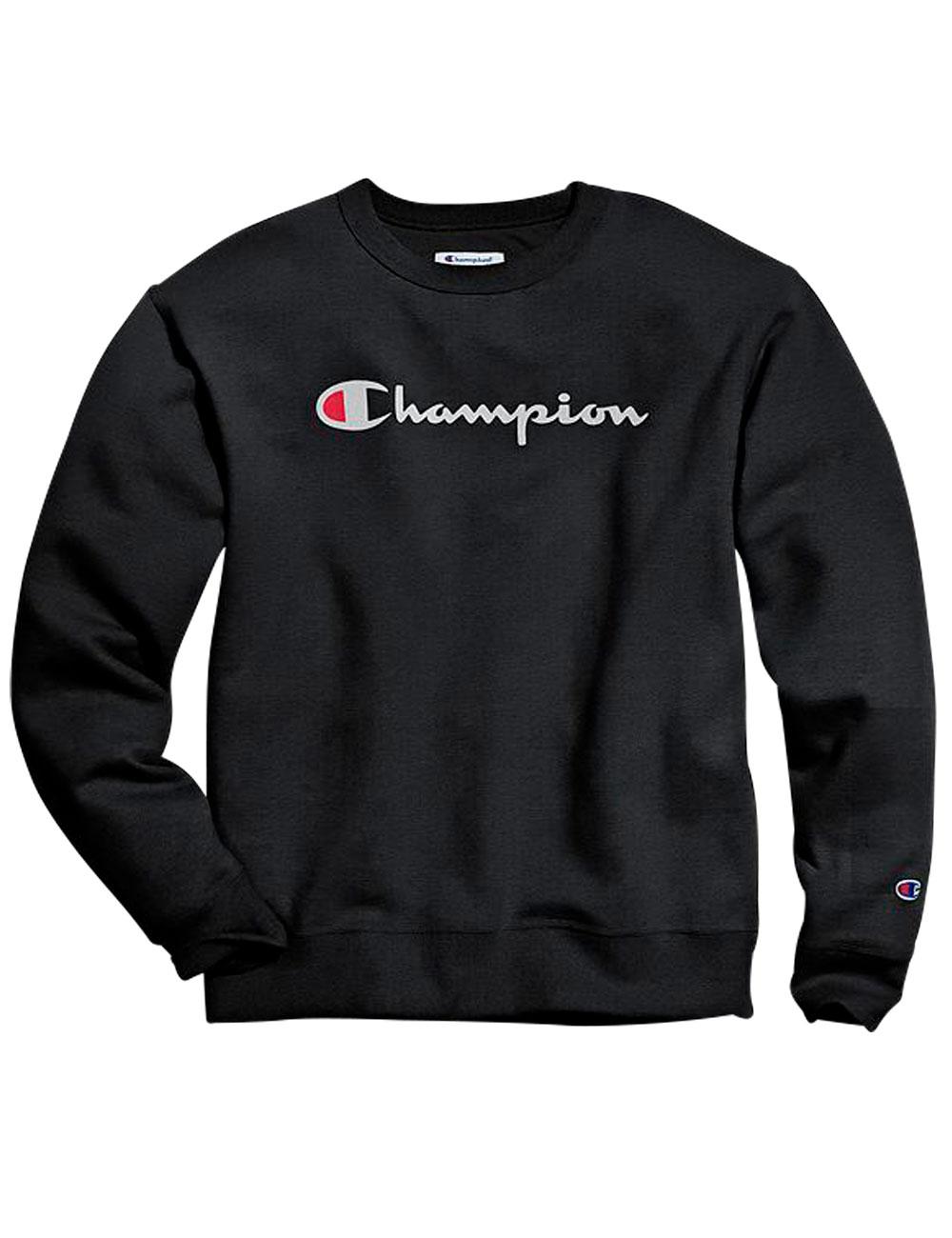 Herren Pullover Champion, schwarz