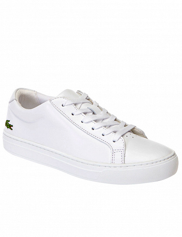 Damen Sneakers Lacoste in Weiss