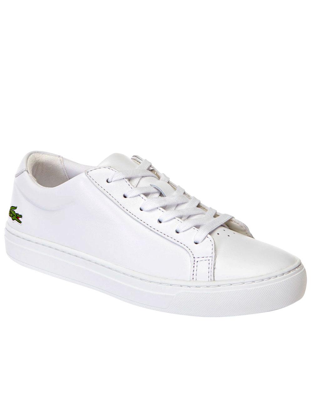 the best attitude f176f 89674 Damen Sneakers Lacoste in Weiss