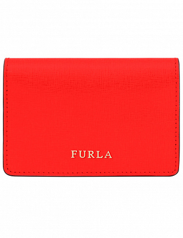 Card Guard Furla, rot