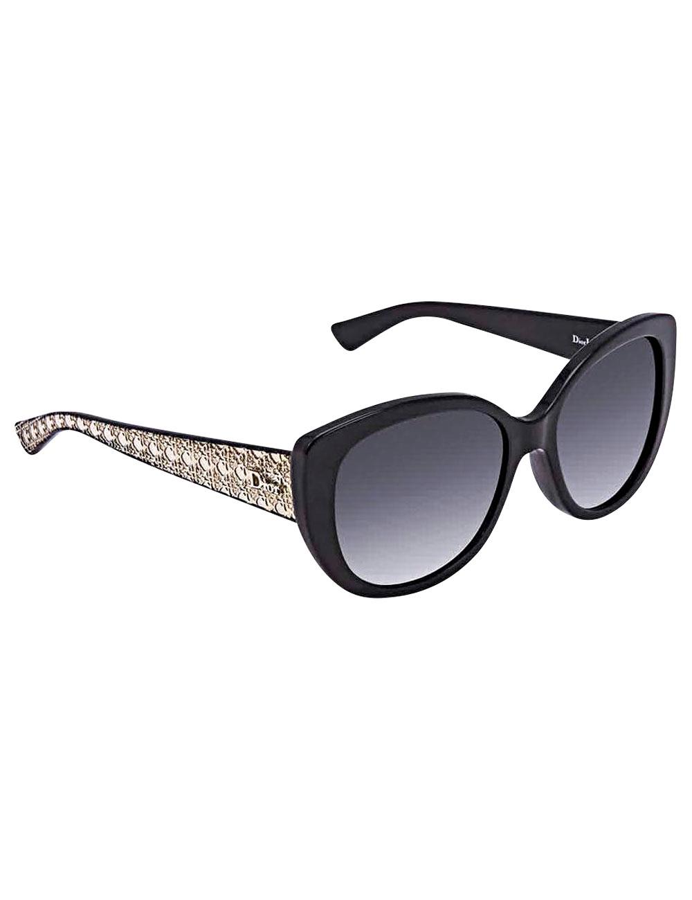 5f5224cbe5 Lunettes de soleil Dior femmes, noir