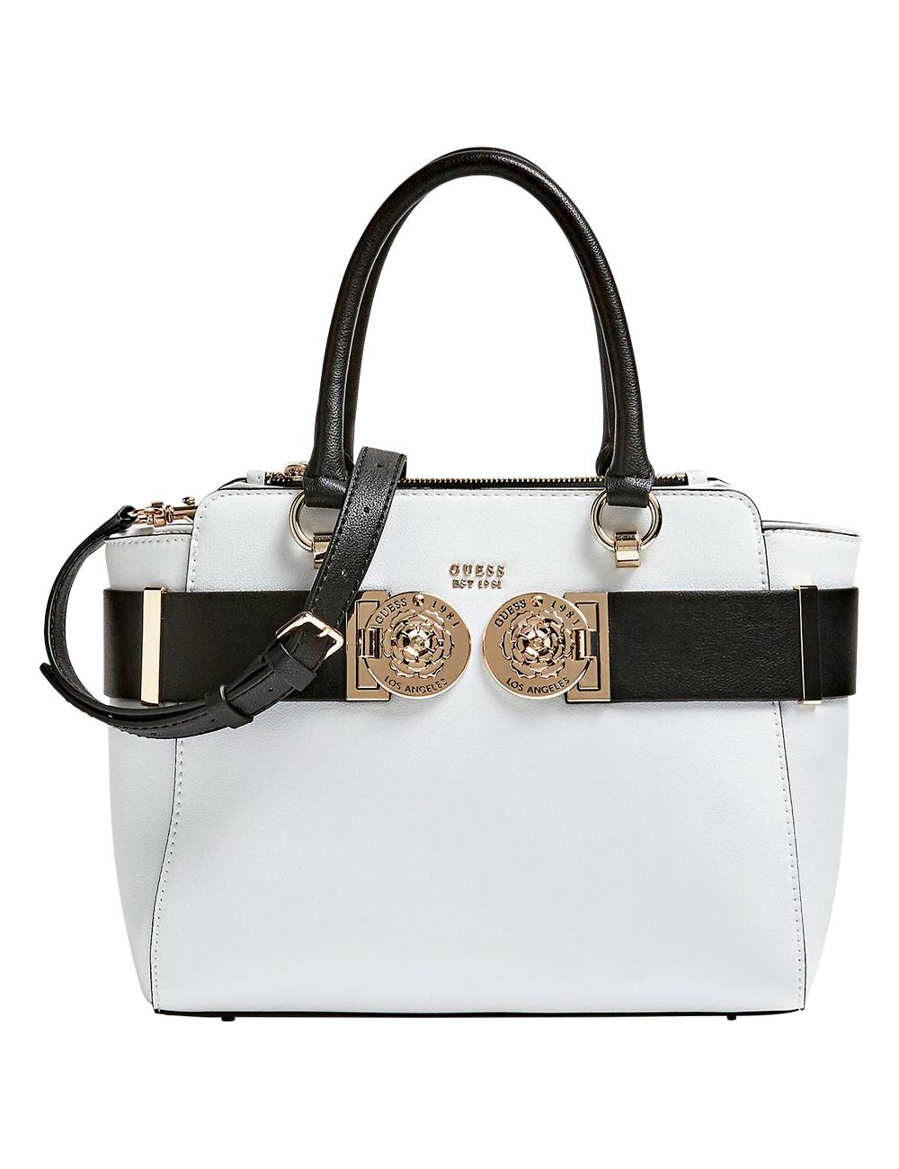 Damenhandtasche Guess «Carina Society» Satchel