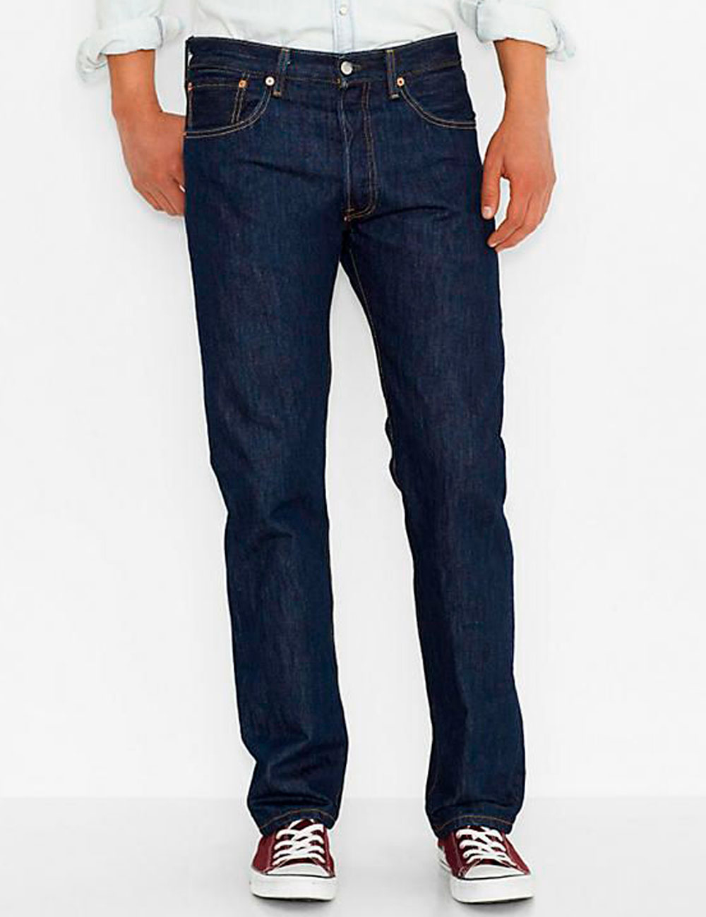 super popular 5732e 0a883 Herrenjeans Levi's 501, bleu, L 32