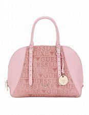 Bauletto Handtasche «Lady Luxe» von Guess, gelb