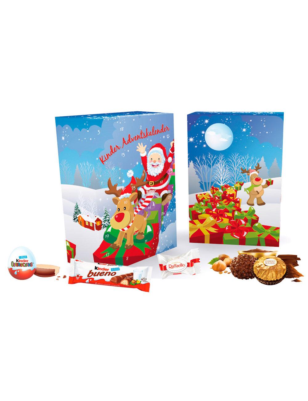 Kinder Weihnachtskalender.Adventskalender Kinder