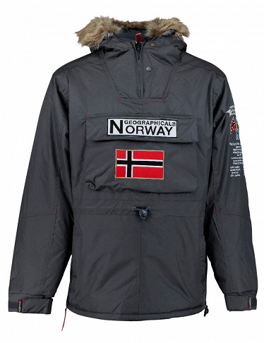 Geographical Norway Herrenparka Barmen