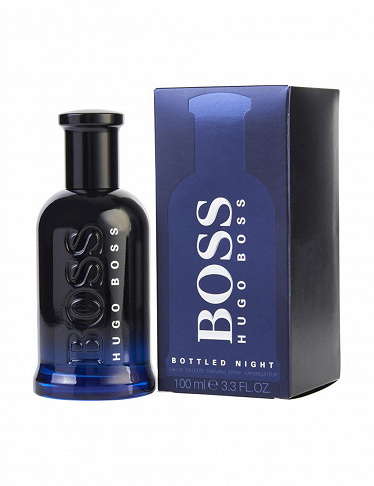 Boss Bottled Men Night, Eau de Toilette