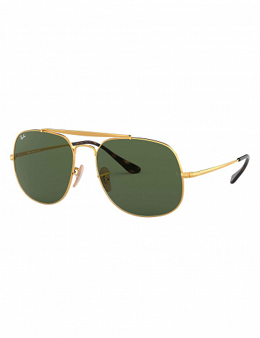 Ray-Ban Sonnenbrille «The General», grün