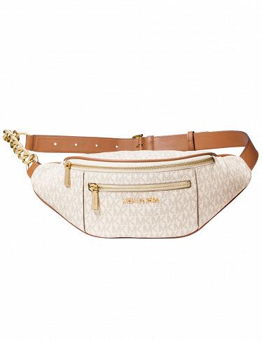 Michael Kors sac ceinture pour femme, vanille