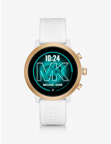 Michael Kors Smartwatch «Access MKGO», weiss
