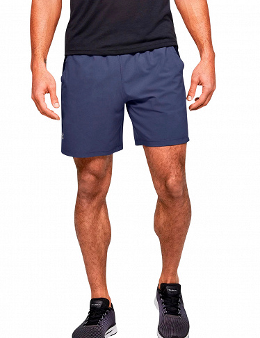 Under Armous Herren-Shorts «Launch SW», blau