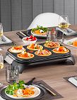 Tefal Crêpe Party, 6 Personen