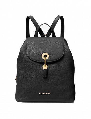 Michael Kors sac à dos pour femme en cuir, noir