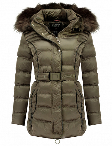 Geographical Norway Expedition Parka «Aimeraud Lady», taupe