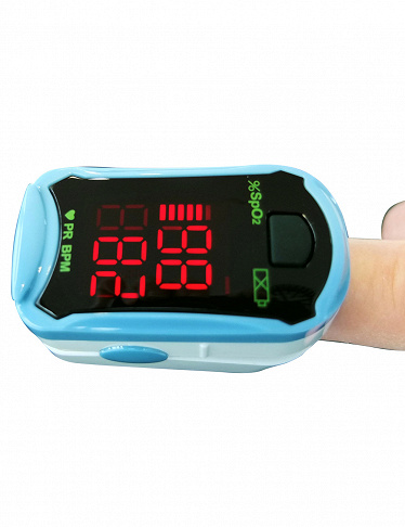 Wenko Finger-Oximeter, 32 Patches