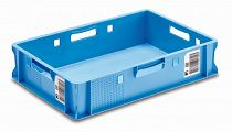 Vleescontainer E1 600x400x125 mm