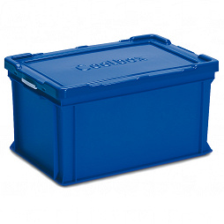 Insulated Box COOLBOX with removable lid