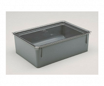 Size 1/4. suitable for 400x300 containers with a height of 120 mm or a