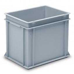 Stacking Containers are ideal for the transport of storage of goods.