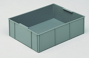 Divides a 600x400 container into 1/2
