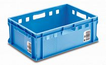 Meat Container, E2 Performance 600x400x200