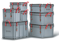 Hazardous Goods Containers GGVSEB