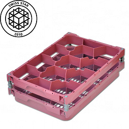 Glas Manager (Set), 11 compartments