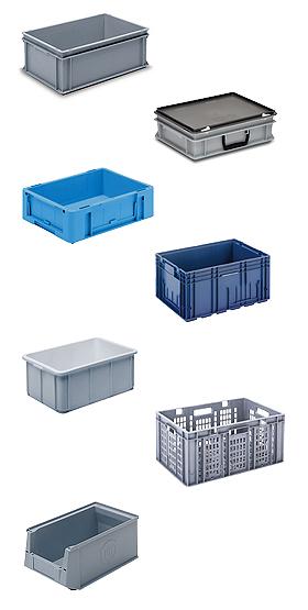 Fabulous Stapelboxen aus Kunststoff   Georg Utz AG XC73
