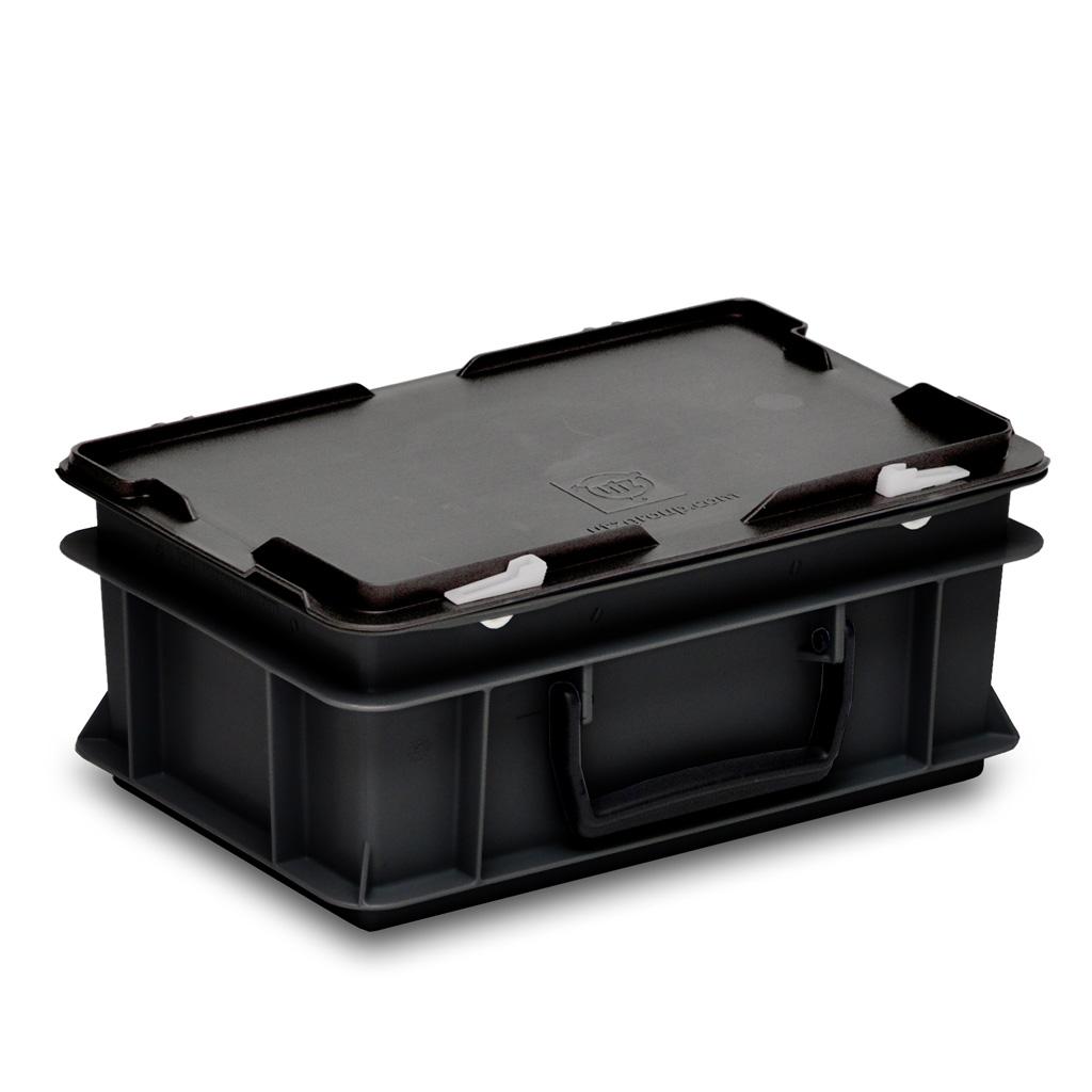 rako koffer esd 300x200x132 mm online bestellen georg utz ag. Black Bedroom Furniture Sets. Home Design Ideas